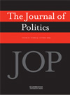 Journal of Politics