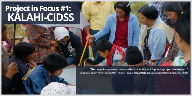 First Project in Focus: KALAHI-CIDSS
