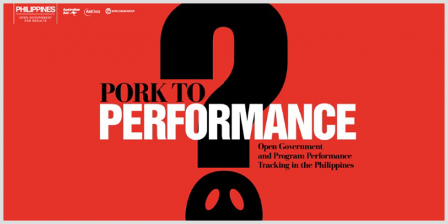 Cover art for the report, From Pork to Performance