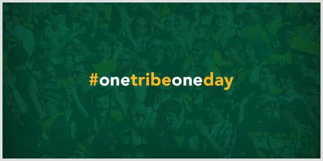 One Tribe One Day is the annual giving day at William and Mary