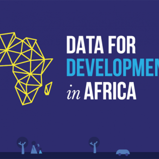 Data for Development in Africa was a two-day event demonstrating how data innovation can improve lives and livelihoods across the region. Graphic by the Global Partnership for Sustainable Development Data.