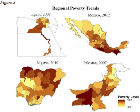 Reducing Extreme Poverty In The PostMDG Era Lessons From Four - What countries are affected by poverty