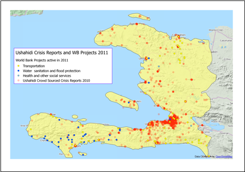 Crisis Mapping And Aid Learning From Haiti