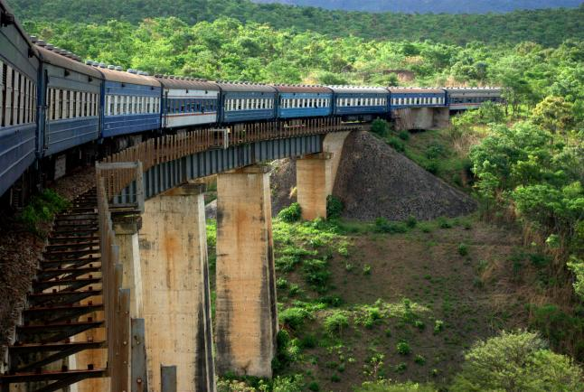 The first Chinese-backed railway, Tazara Rail (pictured above), was funded in the 1970s. Now China has agreed to help Tanzania build a new 2,561km railway worth USD 7 billion that will run between Dar es Salaam and Rwanda and Burundi.