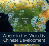 Chinese development locations