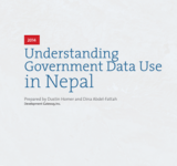 Government Data Use in Nepal