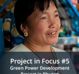 green power project in bhutan