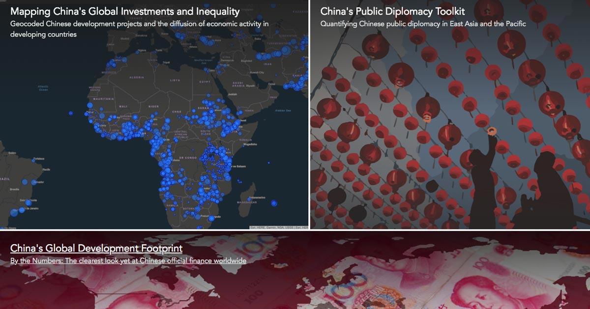 China Research by AidData